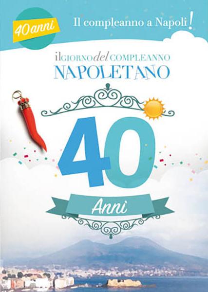 Estremamente Biglietti augurali in dialetto Napoletano – Gruppo D'Anna EY75